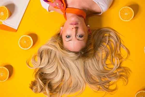 Dầu gội giúp mái tóc mềm mượt bồng bềnh