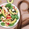 Thực phẩm mọc tóc