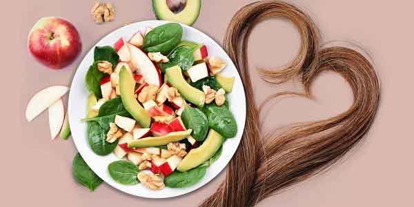 Thực phẩm giúp mọc tóc nhanh ngay tại nhà