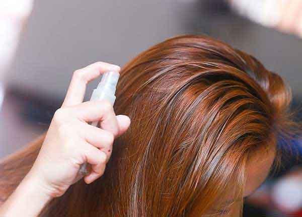Xịt kích thích mọc tóc tinh dầu bưởi