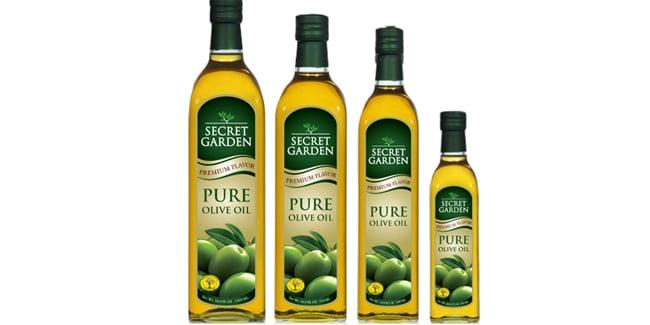 Dầu oliu pure thích hợp dùng để nấu ăn