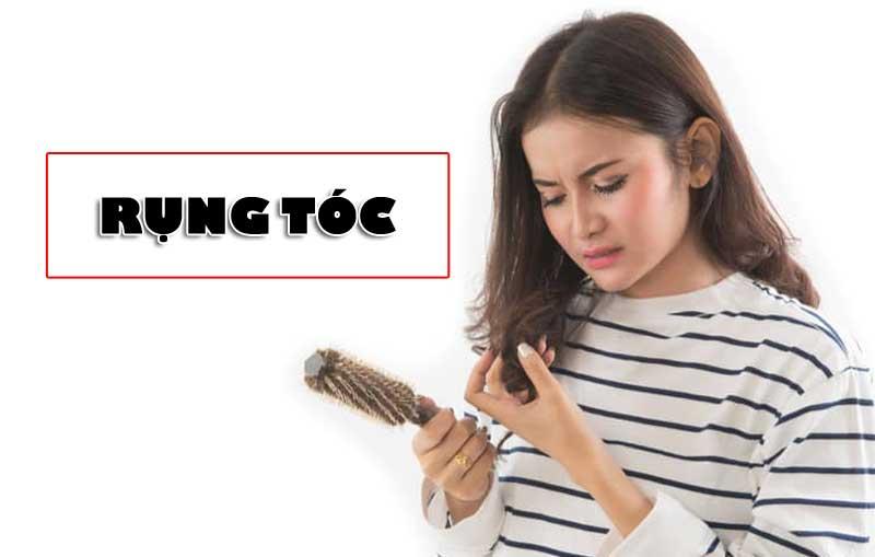 Cách trị rụng tóc như thế nào hiệu quả