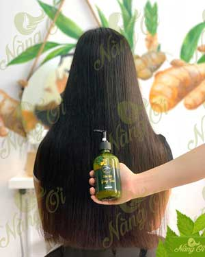 Feedback về tác dụng kích thích mọc tóc của Nàng Ơi