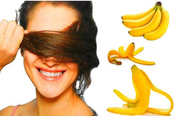 Mẹo dưỡng tóc suôn mềm mượt chuẩn salon bằng quả chuối